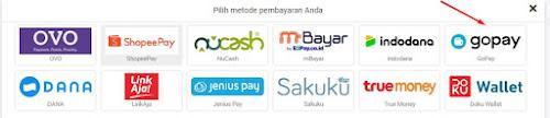 Metode Pembayaran Anda