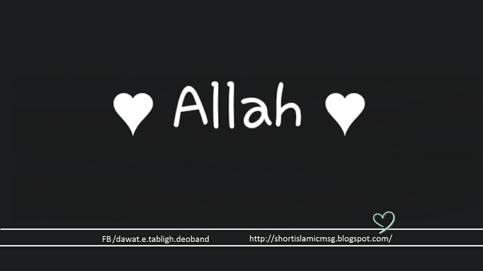 Download Allah Muhammad Wallpaper Cover Photo Dp For Facebook