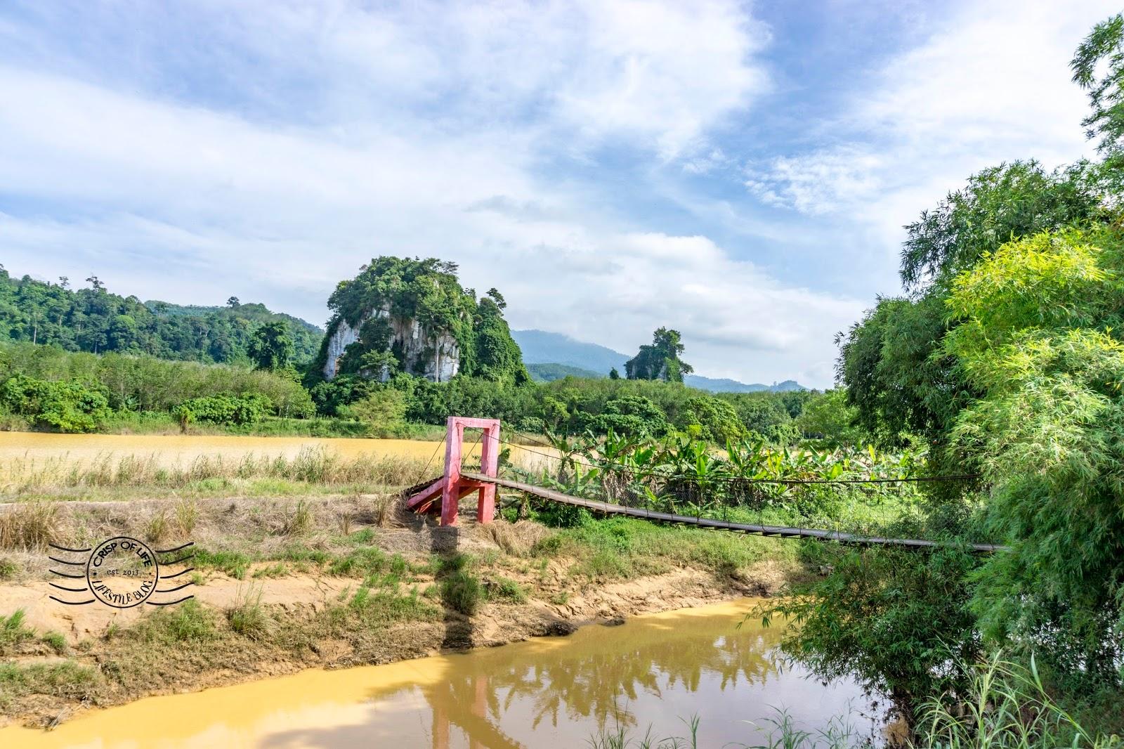 Gua Musang Attraction