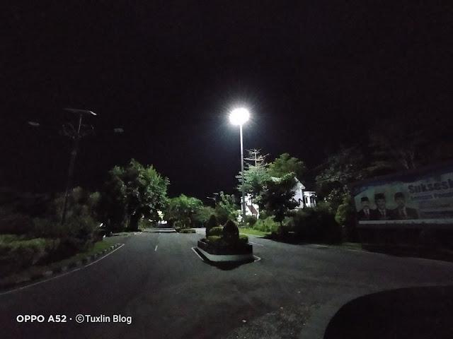 Hasil Foto Kamera Ultra Wide Angle Oppo A52