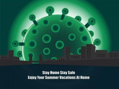 Summer Vacations Vs Covid-19