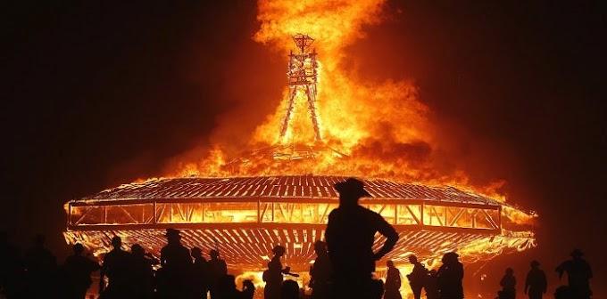 Το Burning Man ακυρώνεται και ετοιμάζει virtual εκδοχή