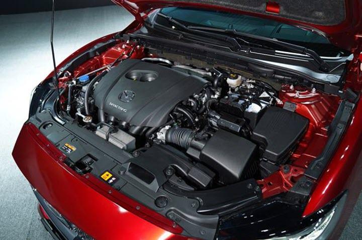 Thaco ra mắt Mazda 6 với 3 phiên bản