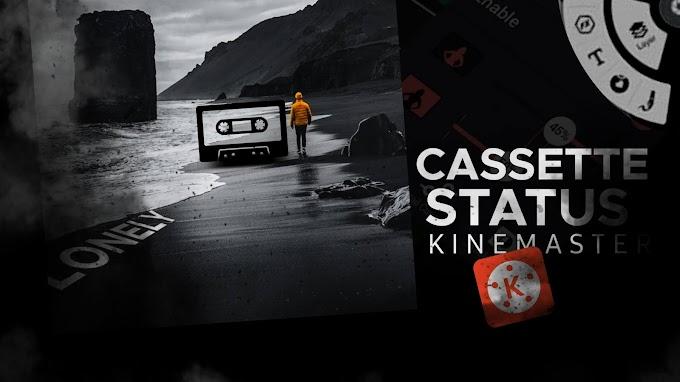 Cassette Status video editing