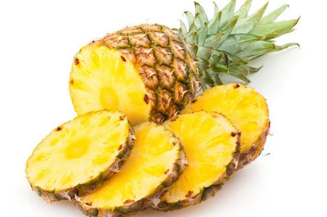 10 manfaat buah nanas bagi tubuh