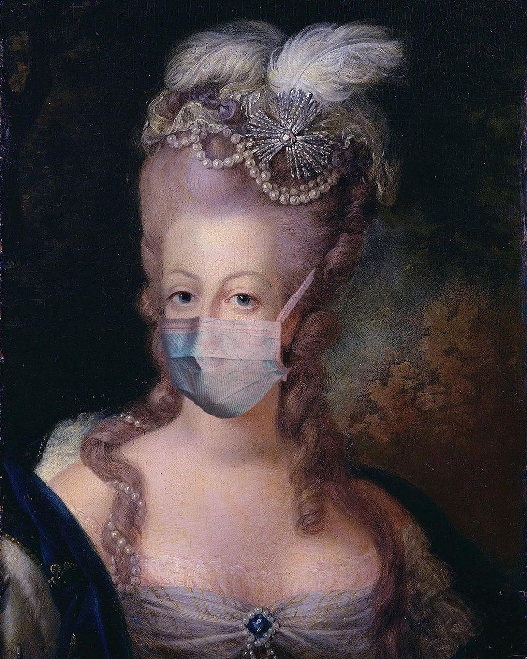 Genevieve-Blais-Marie-Antoinette