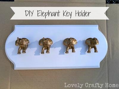 12 DIY Elephant Projects