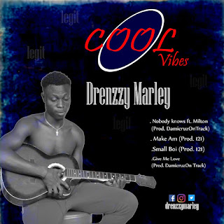 EP PREMIERE: DRENZZY MARLEY - COOL VIBES (EP)