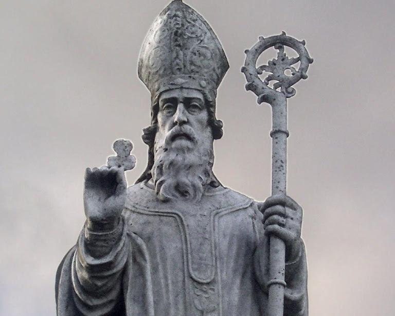 São Patrício, apóstolo da Irlanda