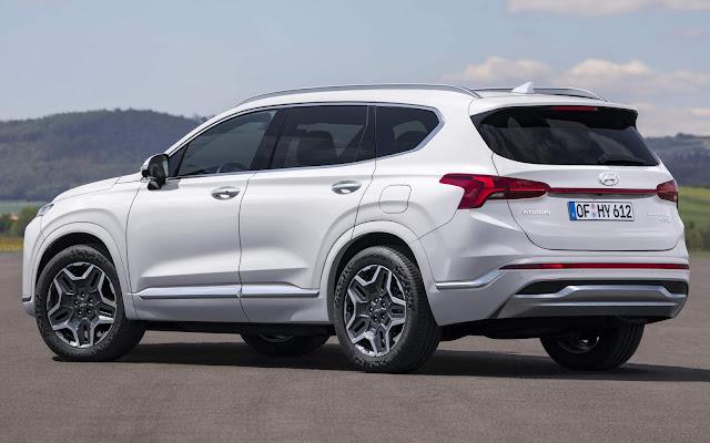 Novo Hyundai Santa Fé 2021: não parece, mas é tudo novo