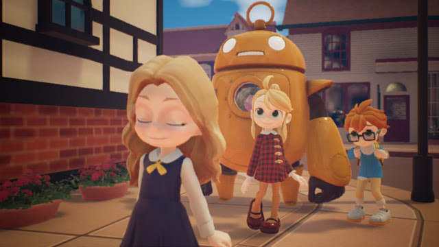 Análisis de Destiny Connect: Tick-Tock Travelers