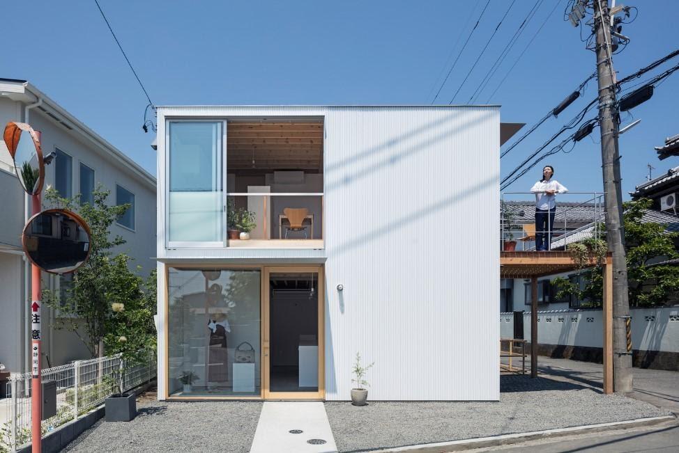 Rumah Minimalis dengan Toko
