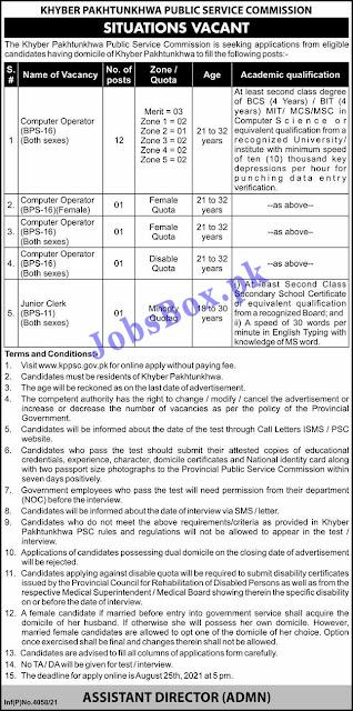 kppsc-jobs-2021-latest-advertisement