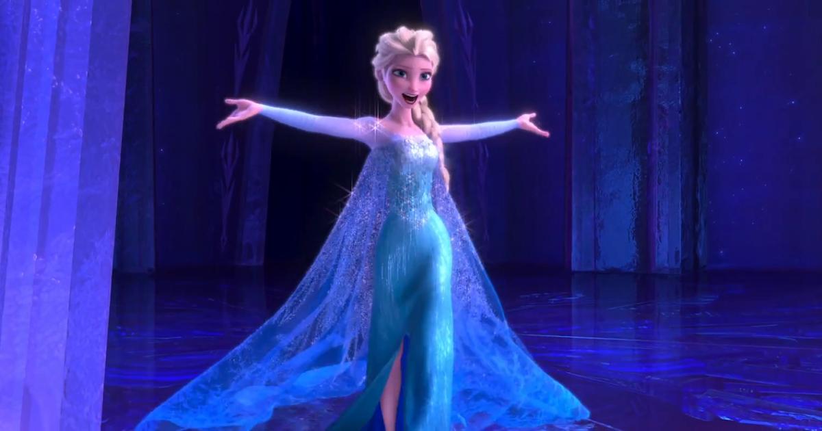 Fluene S Corner Diy Queen Elsa S Costume
