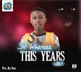 [Music] Download St Whareez This Year(Amen).mp3