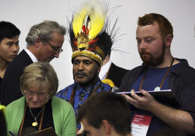 Benny Wenda Tokoh Politik Kemerdekaan West Papua