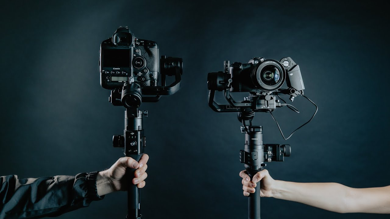 5 Creative Camera Transitions Using a Gimbal