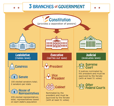 Three Branches Government