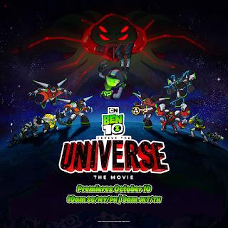 Ben 10 vs The Universe: The Movie