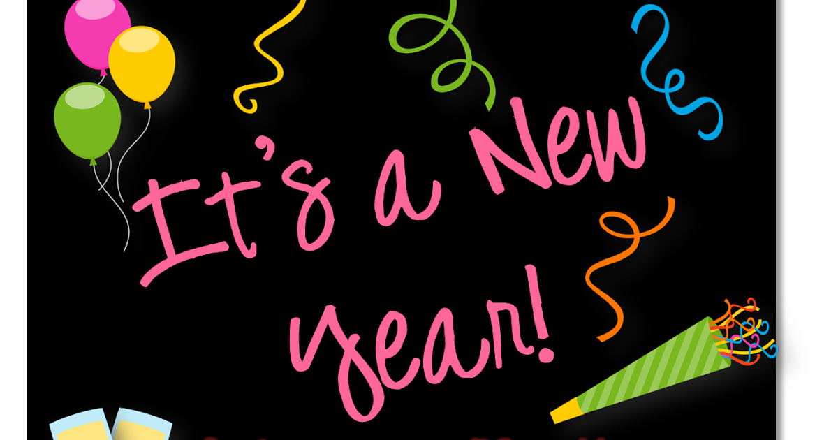 Learning is Something to Treasure: New Year's Resolutions ...