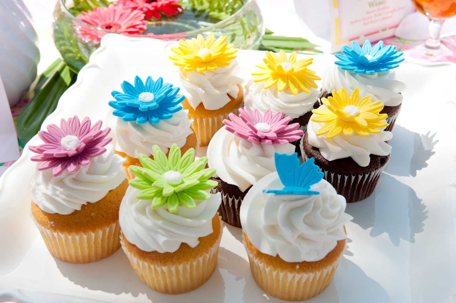 The Cake Zone: Wedding Cupcakes Ideas