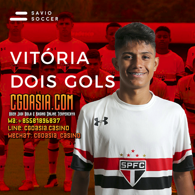 Barcelona mengincar pemain muda Sao Paolo Brazil - Rumahsport.com