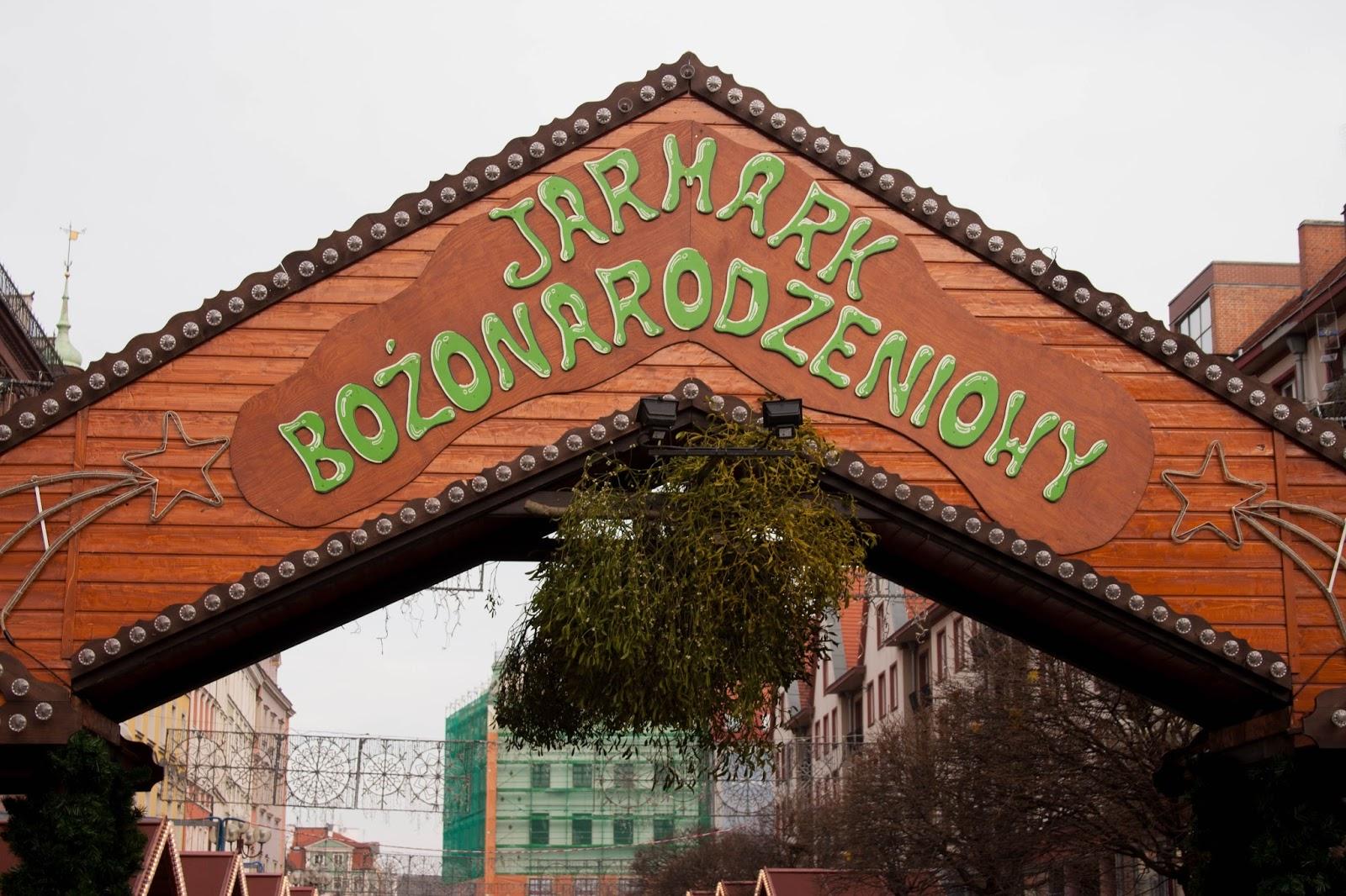 Jarmark Bożonarodzeniowy we Wrocławiu 2017