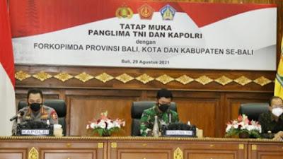Strategi Pengendalian Covid-19 di Bali Harus Diperkuat Agar Ekonomi Terus Tumbuh