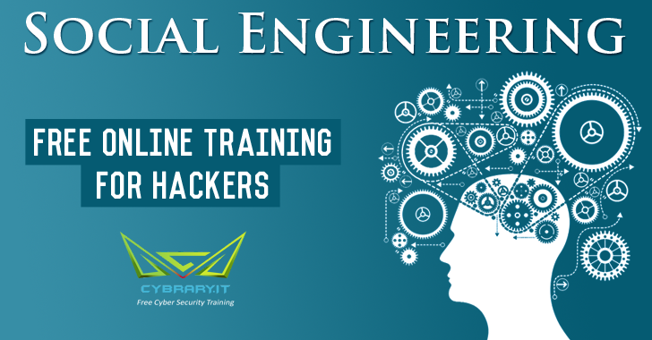 Social Engineering — Free Online Training for Hackers