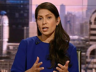 Home Secretary Priti Patel photo