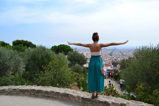 I left my heart in BARCELONA | I LOVE FASHION