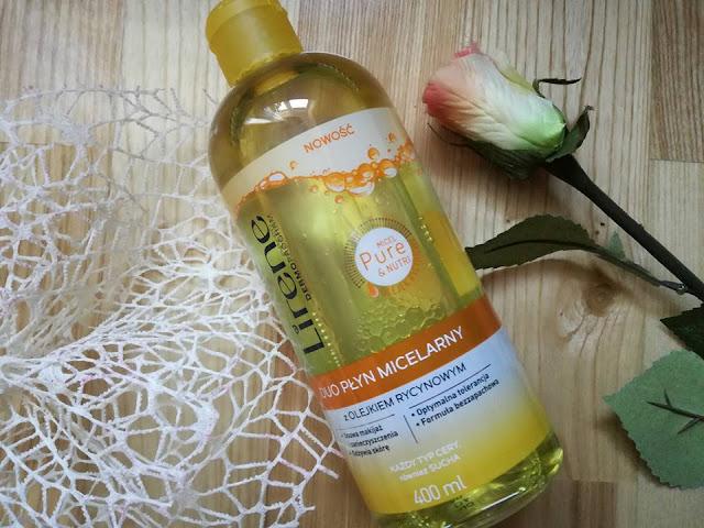 Lirene - Duo płyn micelarny z olejkiem rycynowym