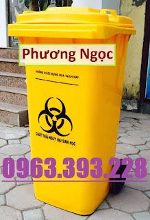 Thùng rác công nghiệp 120L nắp kín, thùng rác công cộng,thùng rác 120L nhựa HDPE Z1962517494685_9afd5a518e592d0502a13707388ebbaf