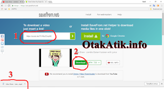 Cara Download Video YouTube Tanpa Aplikasi secara Gratis step 2
