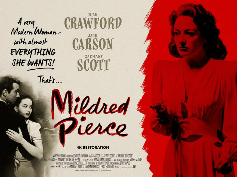 mildred pierce 2018 poster