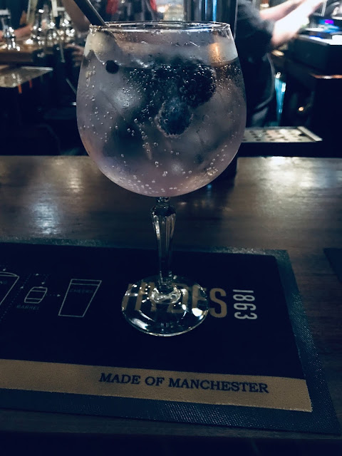 Things to do in Cheadle - James Watts pub gin tasting