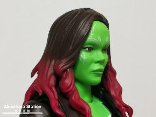 Review del S.H.Figuarts Gamora de Avengers: Infinity War - Tamashii Nations