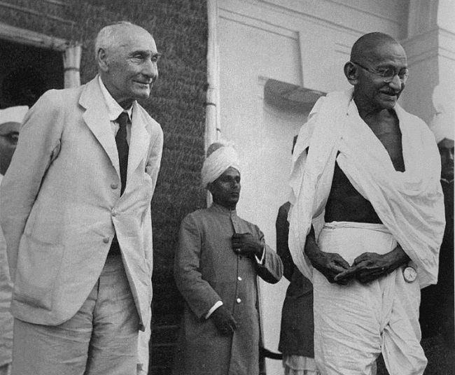 Gandhi photo currency