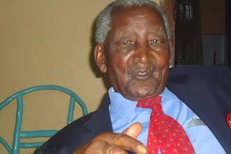 Former Kamukunji MP George Gregory Wilson Nthenge photo
