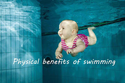 Physical Benefits of Swimming for Your Babies