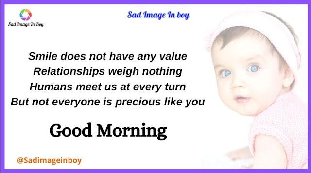 Beautiful Good Morning Baby | baby good morning images, good morning baby images