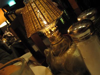 Morton's, Mandarin Oriental