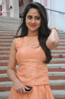 Actress Miya George Stills at United Kireeti Movies Ltd Production No 8 Movie Opening 0012.jpg