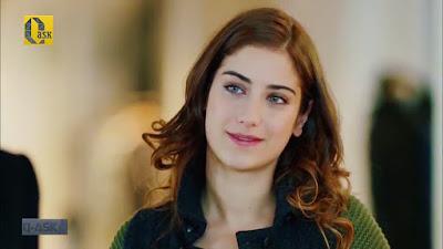 معلومات عن الممثلة التركية هازال كايا Hazal Kaya