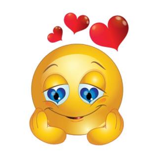 Emoji Love Whatsapp DP