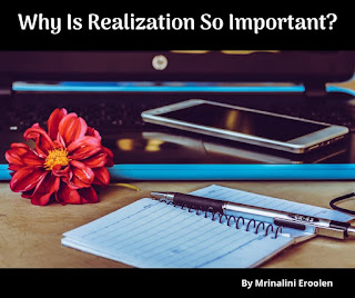 Why Is Realization So Important?