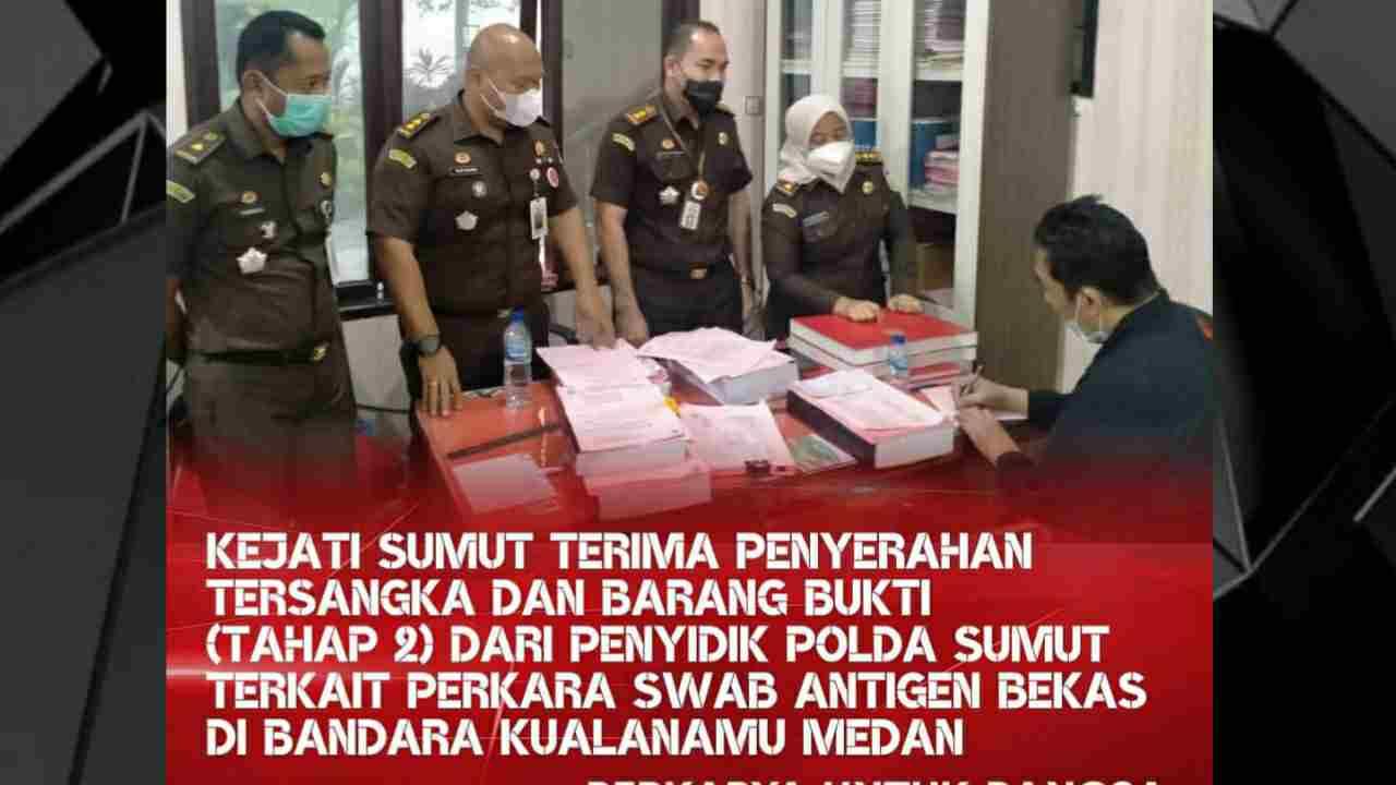 Rosihan Juhriah Rangkuti Ditunjuk Pimpin Sidang Swab Antigen Bandara Kualanamu