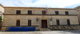 La Cárcel del Obispo, actuales Juzgados de Úbeda.