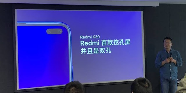 Redmi K30 5G Model Allegedly Listed on Certification Site
