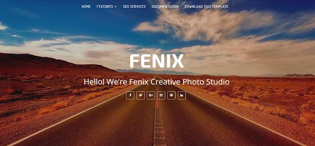 Fenix-Creative-Blogger-Temp